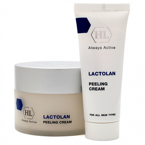 Holy Land LACTOLAN Peeling Cream   Отшелушивающий крем, 70 мл
