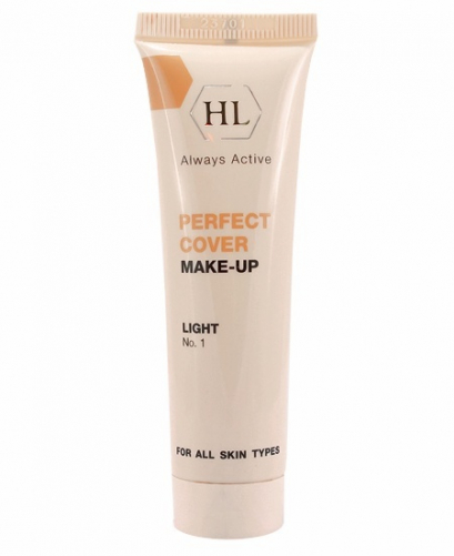 Holy Land Perfect Cover Moisturizing Make-Up №1  Тональный крем, 30 мл