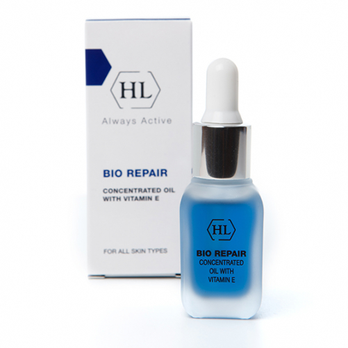 Holy Land BIO REPAIR Concentrated Oil   Масляный концентрат, 15 мл