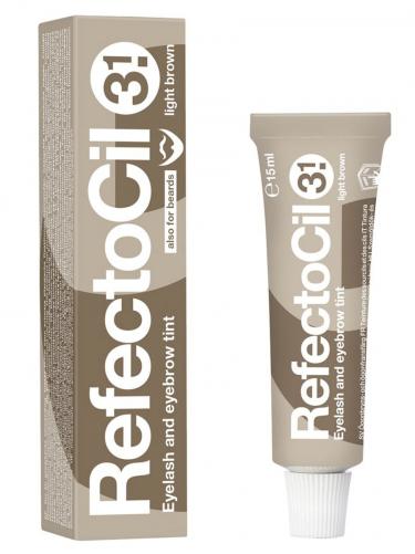 Refectocil | Краска для бровей светло-коричневая(3.1), 15 мл